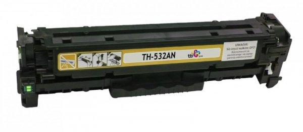 TB Print Toner do HP CC532A TH-532AN YE 100% nowy