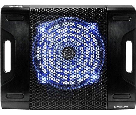 """Thermaltake Podstawka chłodząca pod NB'ka - Massive 23 LX (10~17"""", 200mm Fan, LED) aluminium"""