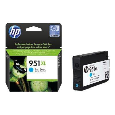 HP Inc. Tusz nr 951 Błękitny XL (Cyjan) CN046AE