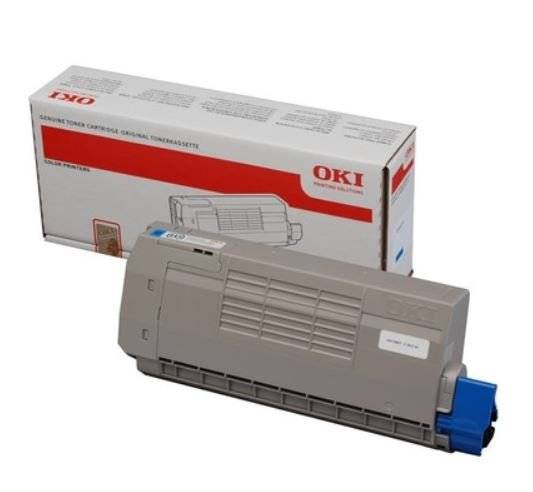OKI Toner do C710 / C711   CYAN (11.5k)         44318607