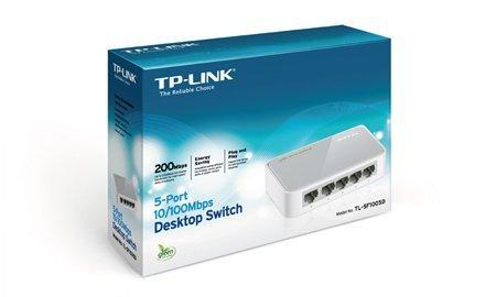 TP-LINK SF1005D switch L2 5x10/100 Desktop