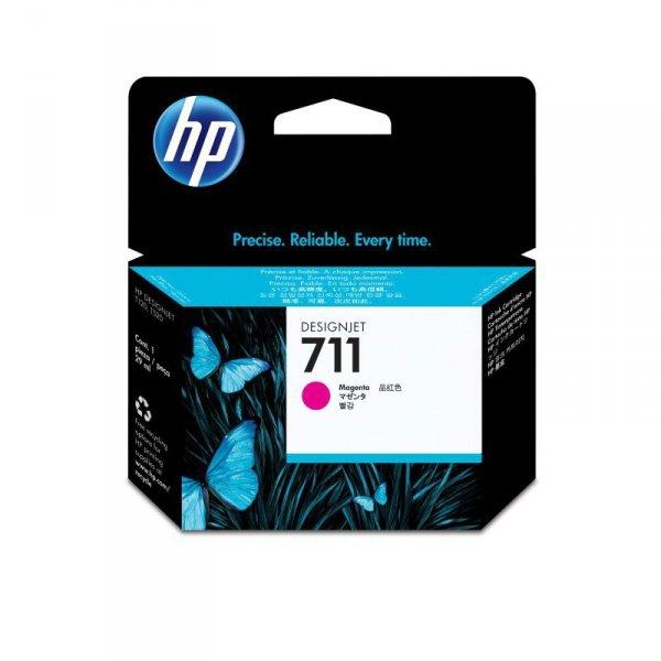 HP Inc. Tusz 711 29ml Magenta CZ131A