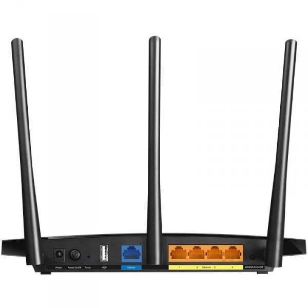 TP-LINK Archer C7 router AC1750 DualBand 1WAN 4LAN-1GB 1USB