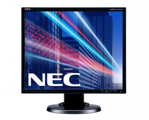 NEC Monitor 19 LCD  EA193Mi bk IPS 6ms 1000:1 DVI-D DisplayPort, 1000:1
