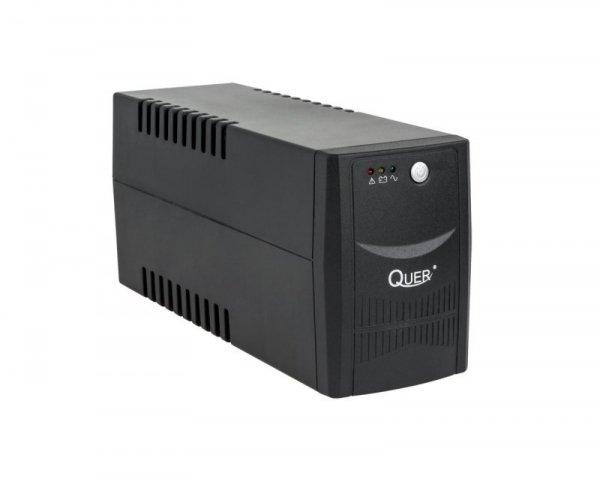 QUER - UPS  model Micropower 600 ( offline, 600VA / 360W , 230 V , 50Hz )