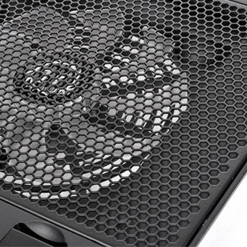 """Thermaltake Podstawka chłodząca pod NB'ka - Massive 14 rev.2 (10~17"""", 2x140mm Fan, LED)"""
