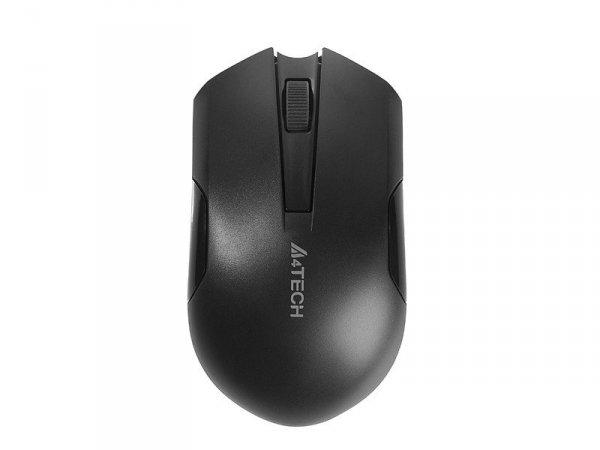 A4 Tech Mysz  V-TRACK G3-200N-1 Black