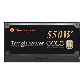Thermaltake Toughpower 550W Modular (80+ Gold, 2xPEG, 140mm, Single Rail)