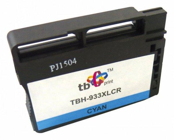 TB Print Tusz do HP OJ 6100 ePrinter TBH-933XLCR  CY ref.