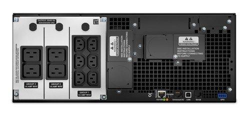 APC SRT6KRMXLI Smart-UPS SRT 6000VA Rack 230V