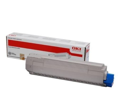 OKI Toner do MC861 CYAN 10k 44059255