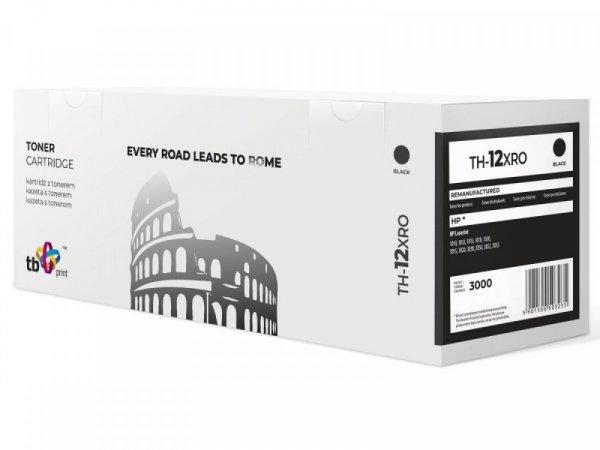 TB Print Toner do HP1010X TH-12XRO BK ref.