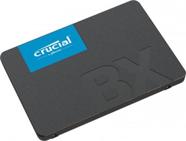 Crucial Dysk SSD BX500 240GB SATA3 2.5 540/500MB/s
