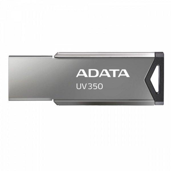 Adata Pendrive UV350 32GB USB 3.2 Gen1 Metallic