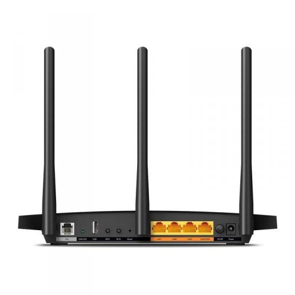 TP-LINK Router Archer VR400 ADSL/VDSL 4LAN-1Gb 1USB