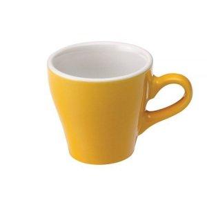 Loveramics Tulip - Filiżanka do Espresso 80 ml - Yellow