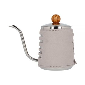 Barista Space - Czajnik w szarej osłonce 550 ml