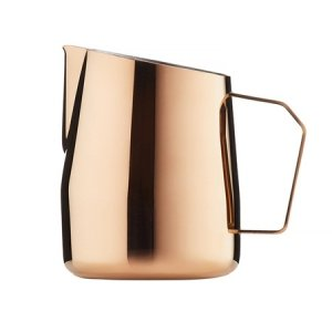 Barista & Co - Dial In Milk Pitcher Rose Brass - Dzbanek do mleka 420ml