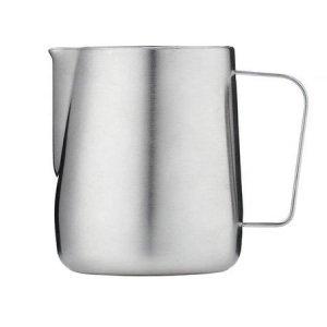 Barista & Co - Core Milk Jug Brushed Steel - Dzbanek do mleka 600 ml