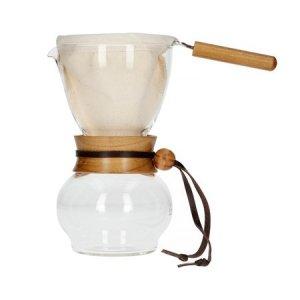 Hario Woodneck Drip Pot 1 Cup - 240ml