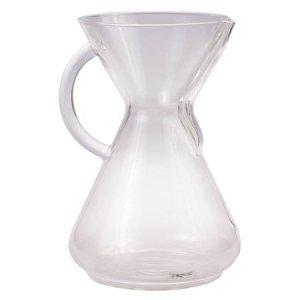 Chemex Coffee Maker Glass Handle - 10 filiżanek