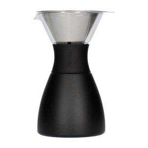 Asobu - Pourover Insulated Coffee Maker - Czarny