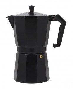 Kawiarka Odelo 3 filiżanki - czarna
