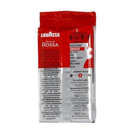 Lavazza Qualita Rossa - Kawa mielona 250g