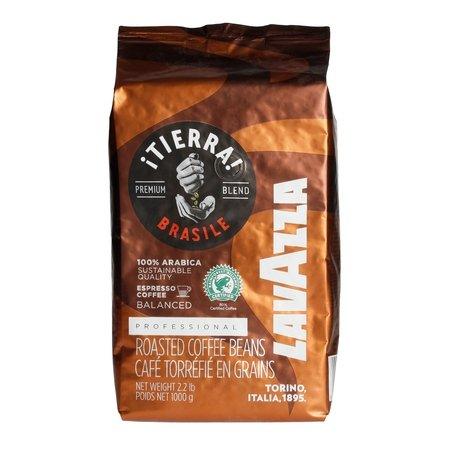 Lavazza Tierra Brasile - 100% Arabica 1kg