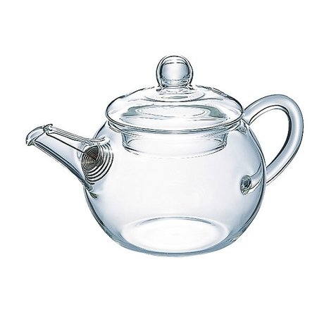 Hario Asian Teapot Round 180ml - czajniczek do zaparzania
