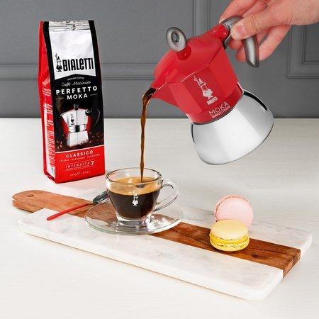 Bialetti New Moka Induction 6tz Czerwona