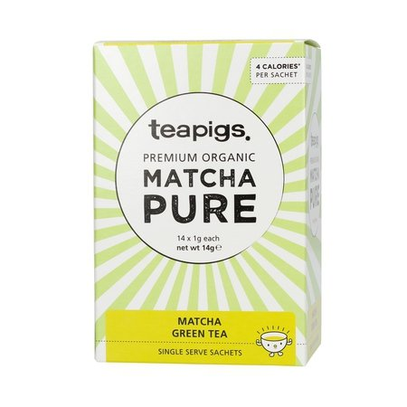 teapigs Matcha On The Go - 14 saszetek