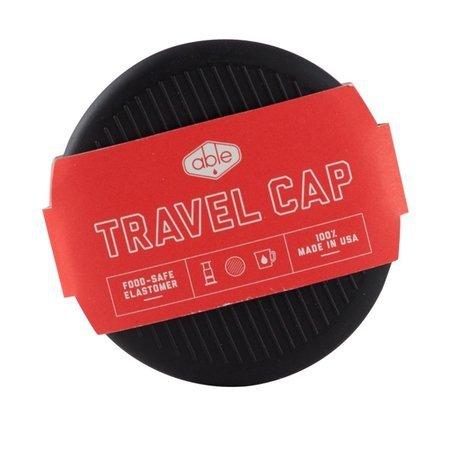 Able Travel Cap - gumowe wieczko do AeroPressa