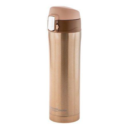 Asobu - Diva Cup Brązowy - Kubek termiczny 450 ml