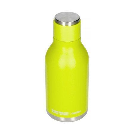 Asobu - Urban Water Bottle Limonkowy - Butelka termiczna 460 ml