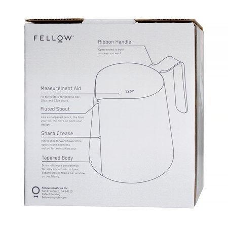 Fellow Eddy Pitcher - Dzbanek do mleka grafitowy 530 ml