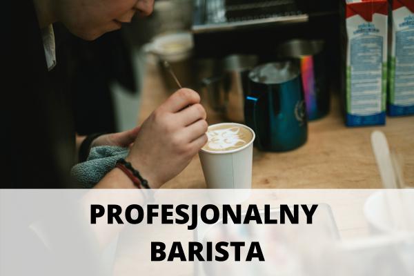 Profesjonalny barista