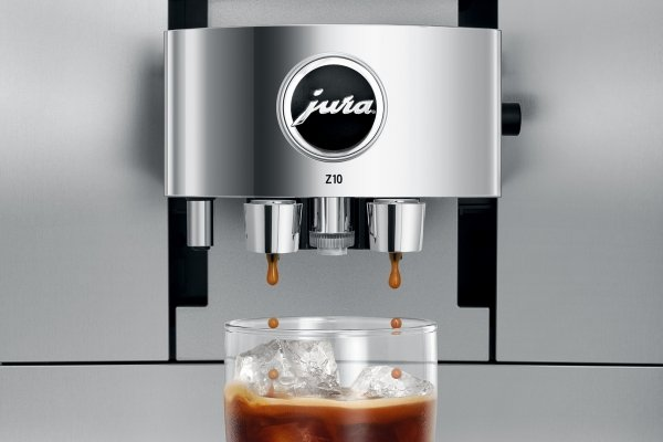 Ekspres automatyczny Jura Z10 Aluminium White (EA)