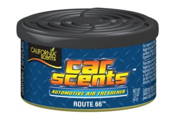 CALIFORNIA SCENTS CAR SCENTS ROUTE66 42G