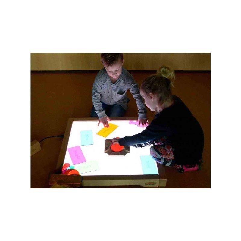 MASTERKIDZ Kolorowe Klocki Odkrywcy 26 Elem.