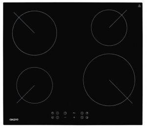 Płyta ceramiczna AKPO PKA 58 008/2 czarna