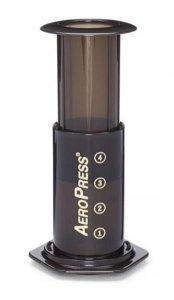 Zaparzacz AeroPress 80R08 (kolor brązowy)