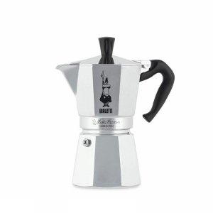 Zaparzacz do kawy BIALETTI Moka Express (kolor srebrny)