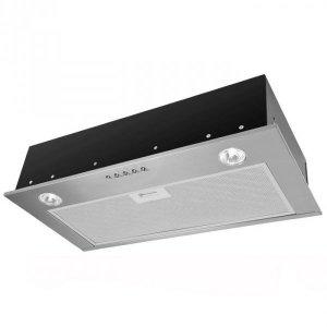 Okap podszafkowy do zabudowy CIARKO SL-BOX 60 Inox (600mm; stal nierdzewna)