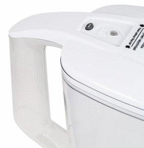 Dzbanek filtrujący DAFI Mila LED +1xUnimax biały