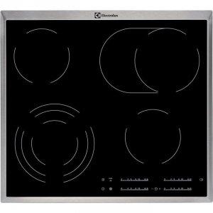 Płyta ceramiczna Electrolux EHF46547XK (4 pola grzejne; kolor czarny)