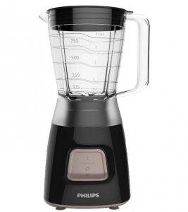 Blender kielichowy Philips HR2052/90 (350W; kolor czarny)