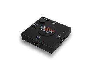 Przełącznik SAVIO cl-26 (HDMI; HDMI x 3)