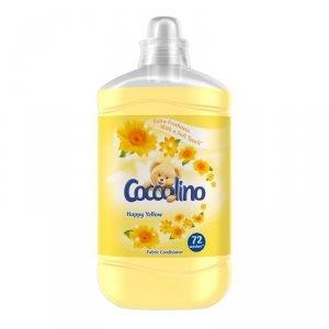 COCCOLINO Happy Yellow Płyn do płukania 1800ml