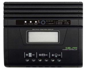 Inteligentny kontroler ładowania MPPT 600W - 24Vdc